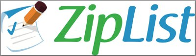 We are partners with Ziplist!!
