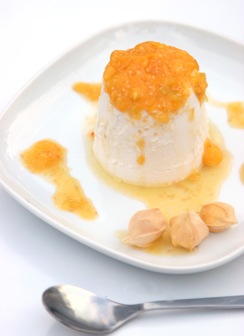 Panna Cotta w Ground Cherry01
