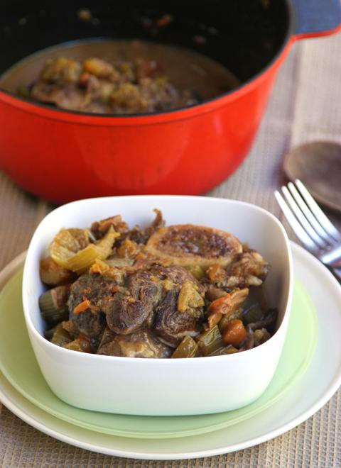 Paleo Beef Shanks aka Ossobuco Della Rosy (My mom's famous Ossobuco!)