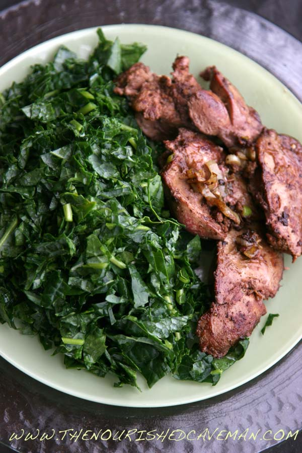 Sauteed Chicken Liver Recipe For Ketogenic Diet Week Meal