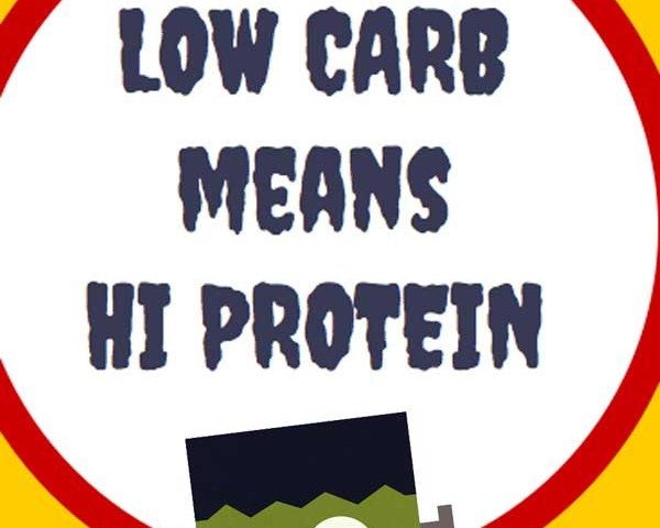 lowcarb misconception #2