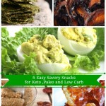 5 easy keto snacks