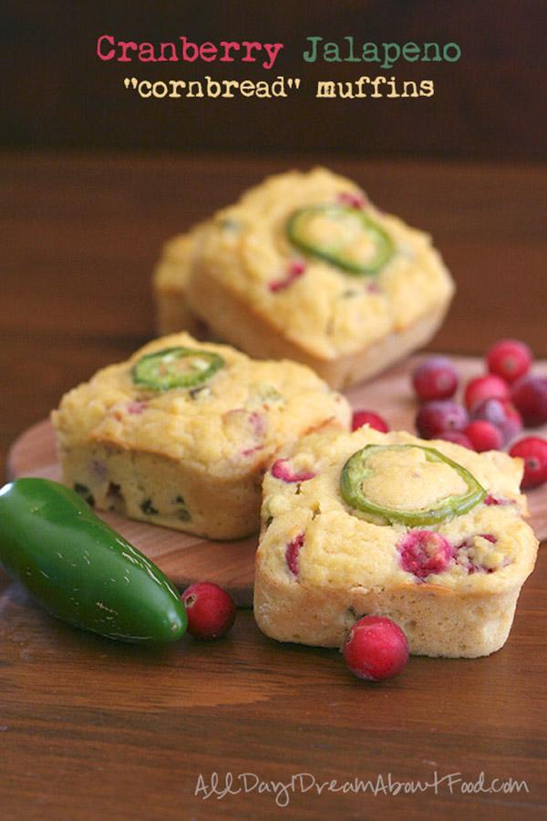 Cranberry-Jalapeno-Cornbread-Muffins