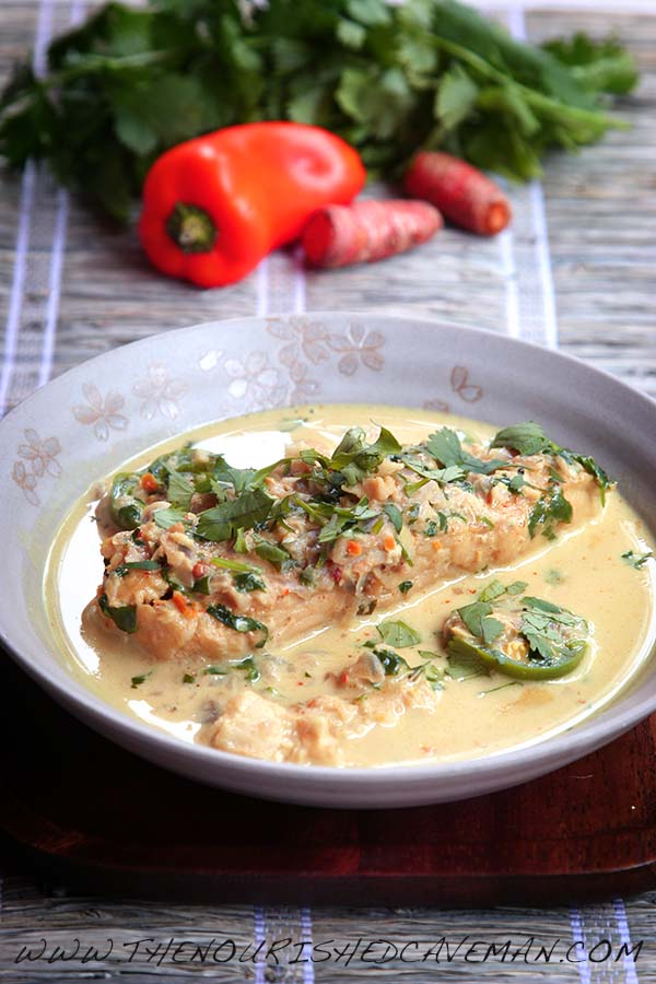 Sri Lankan Fish Curry By The Nourished Caveman4