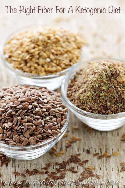 The Right Fiber For A Ketogenic Diet By The Nourished Caveman