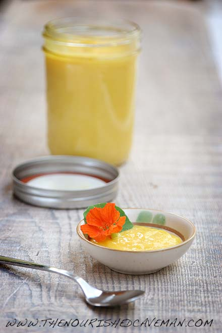 Keto Lemon Curd By The Nourished Caveman Keto Lemon Curd: A sugar-free, high fat treat, that comes very handy when you need to use a bunch of egg yolks!