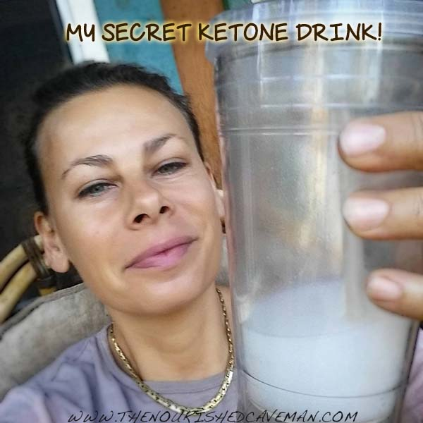 My Ketone drink