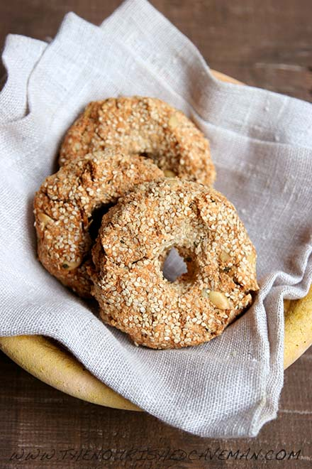 The Ultimate Keto Bagel By The Nourished Caveman 4