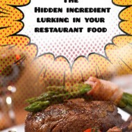 The Hidden Ingredient Lurking In Your Restaurant Food