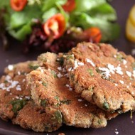Nutrient Dense Keto Fish Fritters