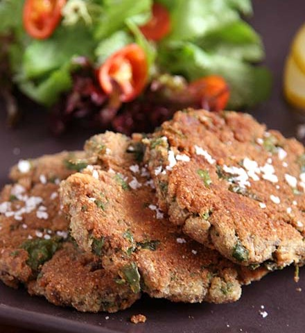 Keto Fish Fritters By The Nourished Caveman -