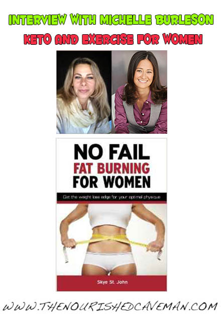 Interview With Michelle Burleson On Keto And Exercise For Women