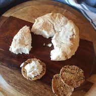 Keto Paleo Cultured Nut Cheese