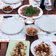 A Summer Night Dinner Party