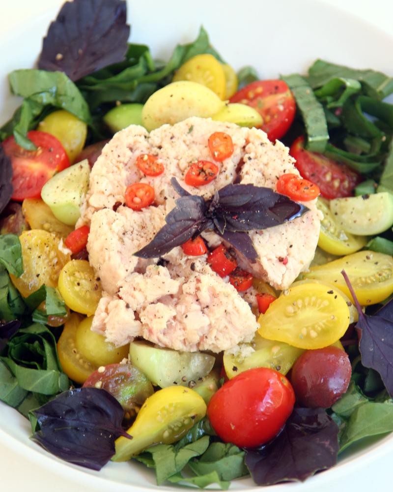 albacore summer salad 02