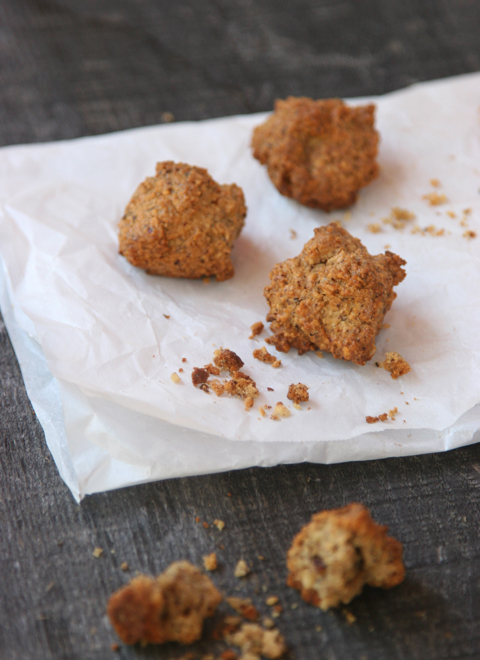 Brutti e Buoni: Ugly and Delicious Hazelnut Cookies with Coconut Sugar