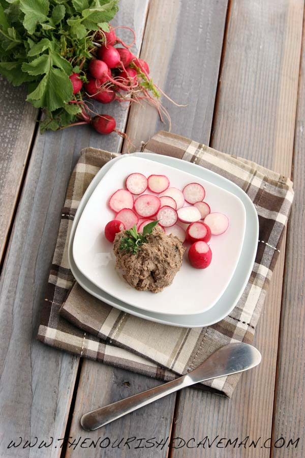 5 minute chicken liver pate and 5 tips to save money and reduce 5 minute chicken liver pate and 5 tips to save money and reduce waste the nourished caveman forumfinder Images