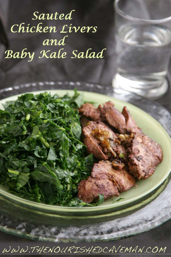 Sauteed chicken liver recipe for ketogenic diet week meal plan sauted chicken liver by the nourished caveman 2 forumfinder Images