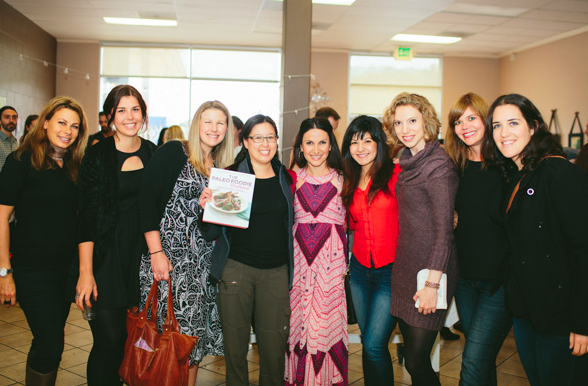 The Paleo Foodie Book Release Party