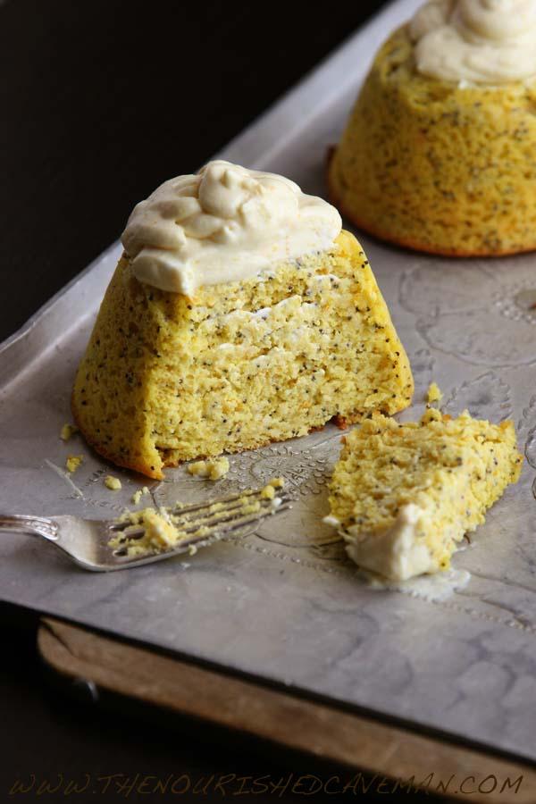 Orange And Poppy Seed Cake Mix
