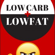 LOW-CARB diet misconception number one : Low carb + Low fat is ok