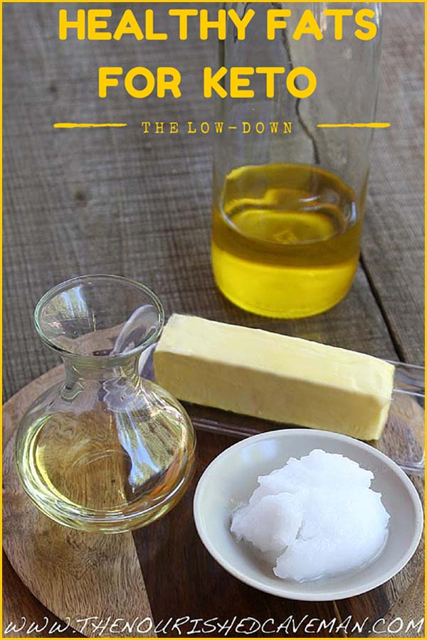 THE HEALTHIEST FATS FOR KETO copy