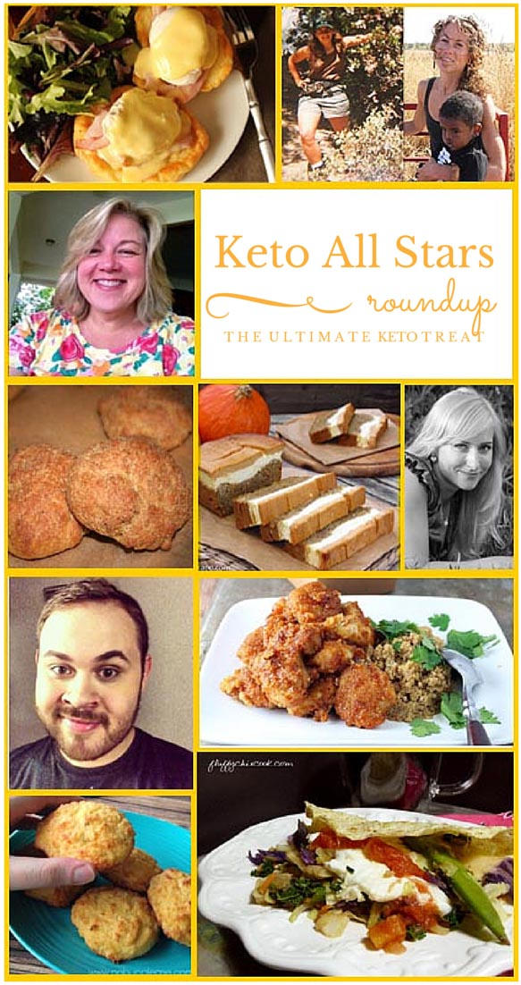 KEto All Stars by the nourished caveman