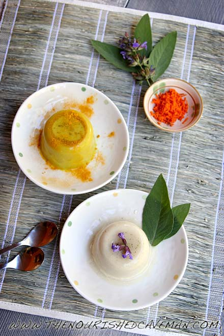 Keto Savory Panna Cotta By The Nourished Caveman
