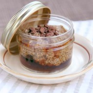 Mocha Chia Pudding -Keto and Low Carb