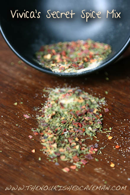 Vivicas Secret Spice Mix By The Nourished Caveman 04