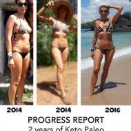 2 Years of Keto Paleo Progress Report!