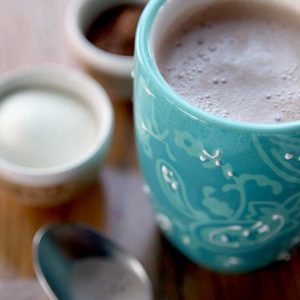 Chocolate Almond Ketone Breakfast Drink