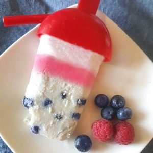 4th Of July Fat Bomb Popsicles
