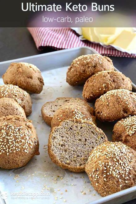 Keto Flat Bread Recipes